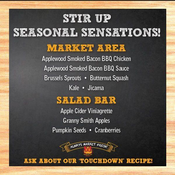 Stir up Seasonal Sensations at bd's Mongolian Grill