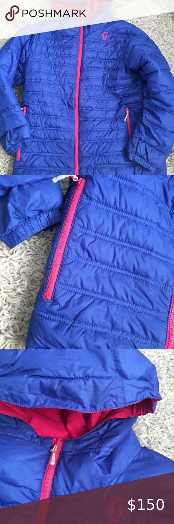 Scott Usa Reversible Ski Jacket Large Ski Jacket Coats Jackets Women Lightweight Waterproof Jacket [ 1740 x 580 Pixel ]