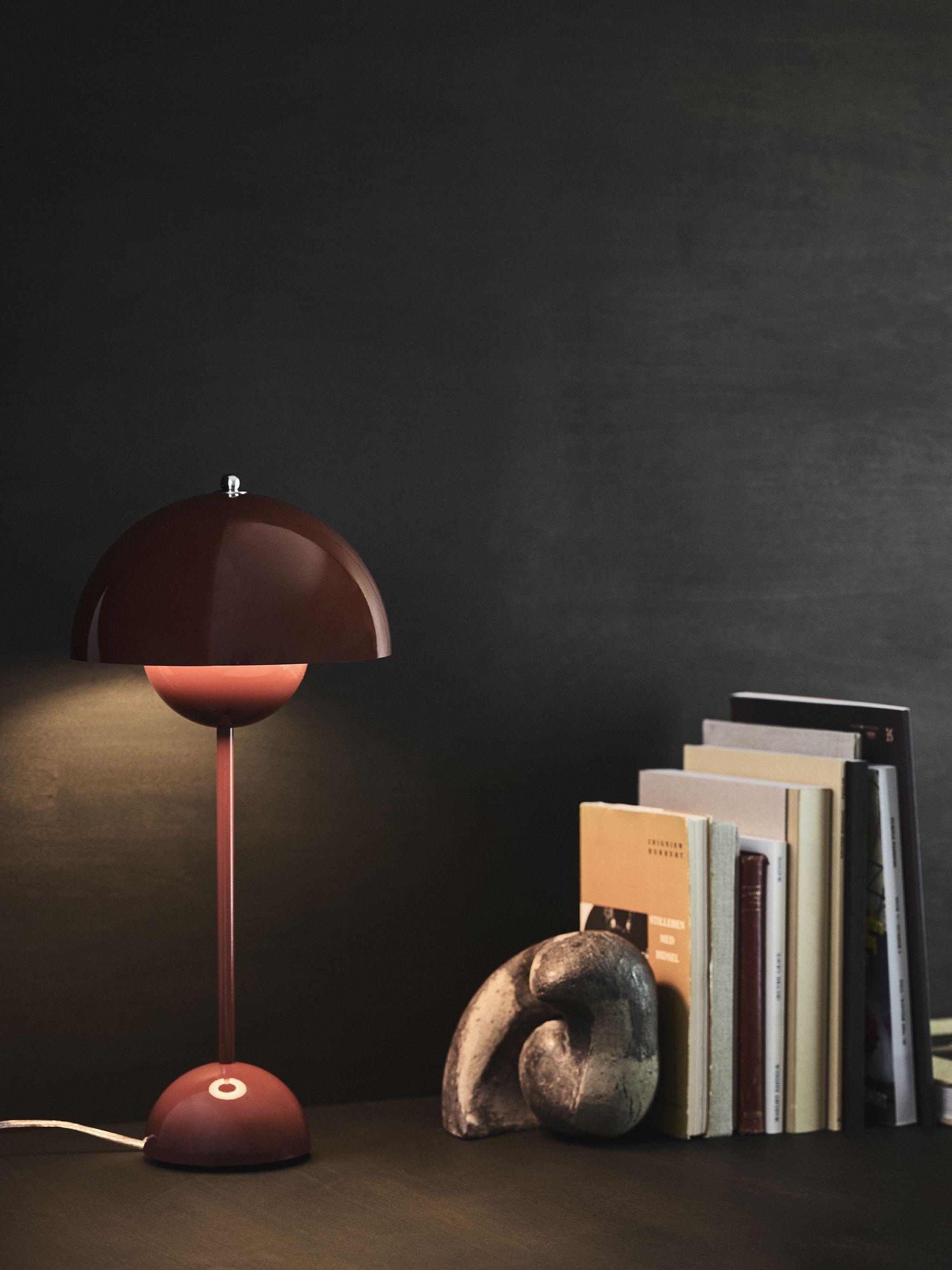 Flowerpot By Verner Panton Table Lamp Lamp Retro Lamp