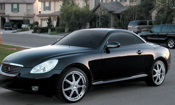 End of the Line: Lexus SC 430 Production to Officially Terminate ...