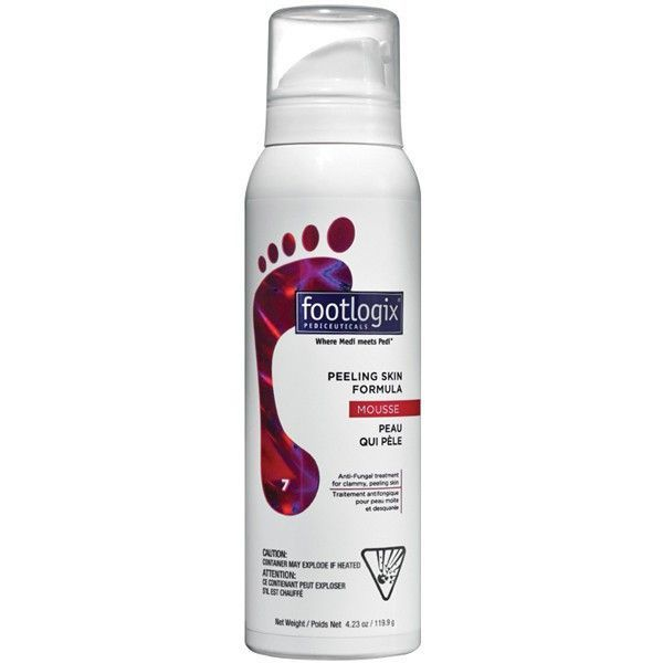 Footlogix Peeling Skin Formula #7 - (4.23oz)