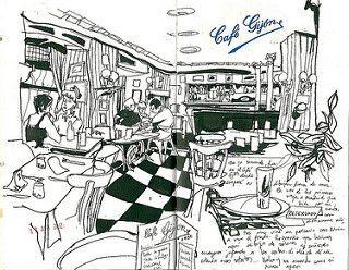 Café Gijón. Madrid | Inma Serrano | Flickr
