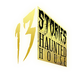 13 Stories Haunted House Haunted House Haunted Attractions Haunting