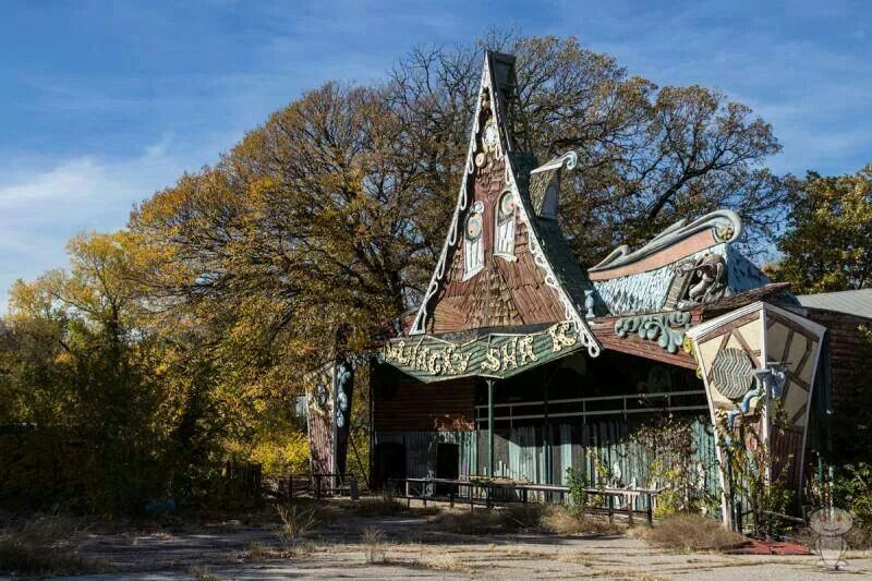 Image result for Joyland Wichita Kansas Haunted