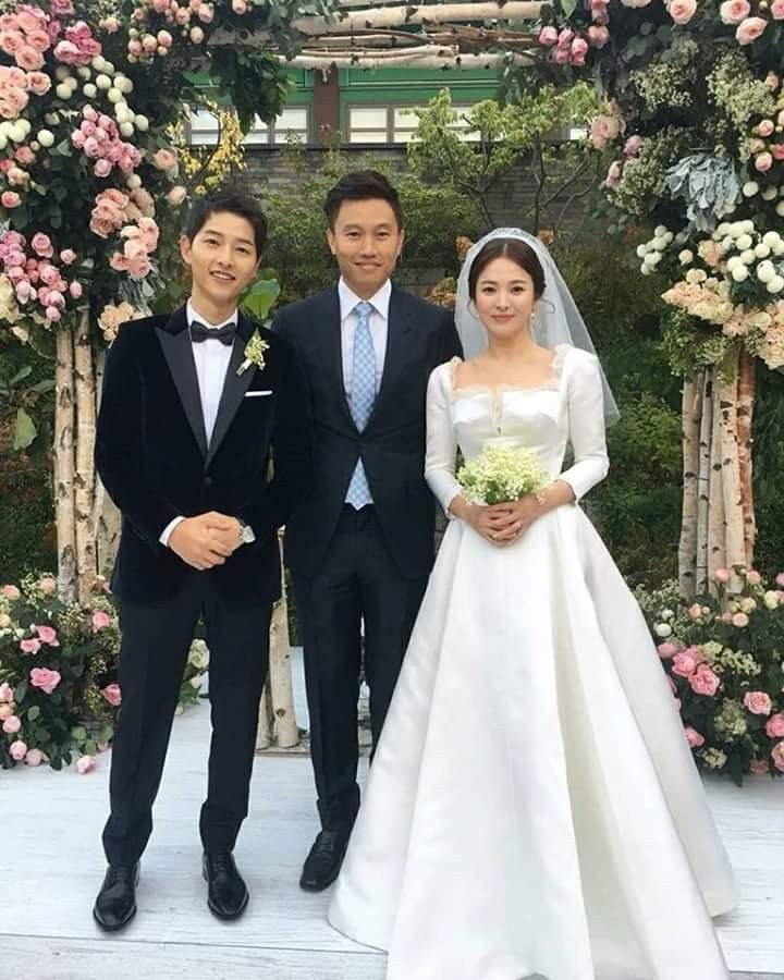Song hye kyo married