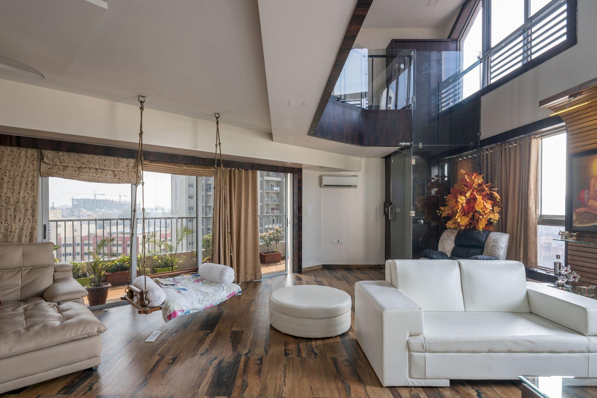 Future Towers House design, Ground floor plan