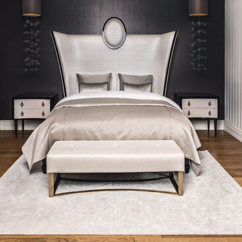 Trump home by dorya furniture line is made for indulgent trump home teams up with dorya for a Trump home bedroom furniture