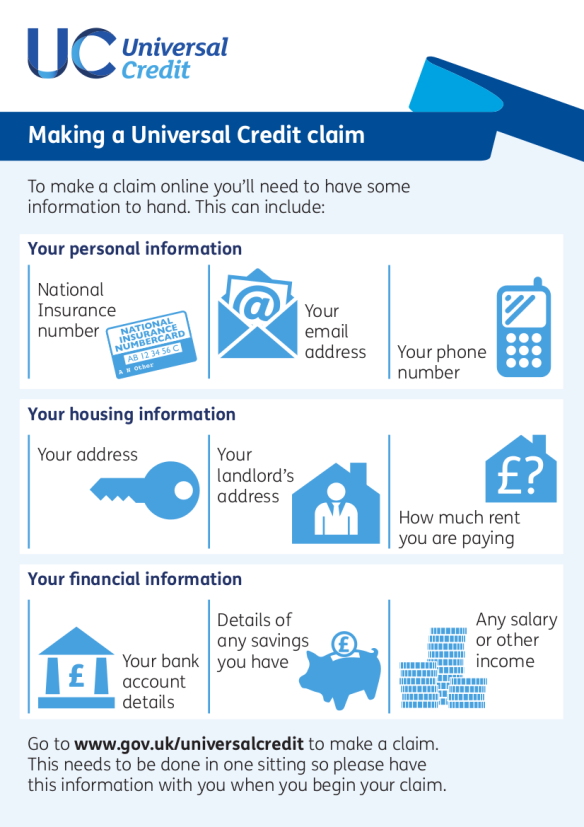 Universal Credit and it's universal benefits in UK need