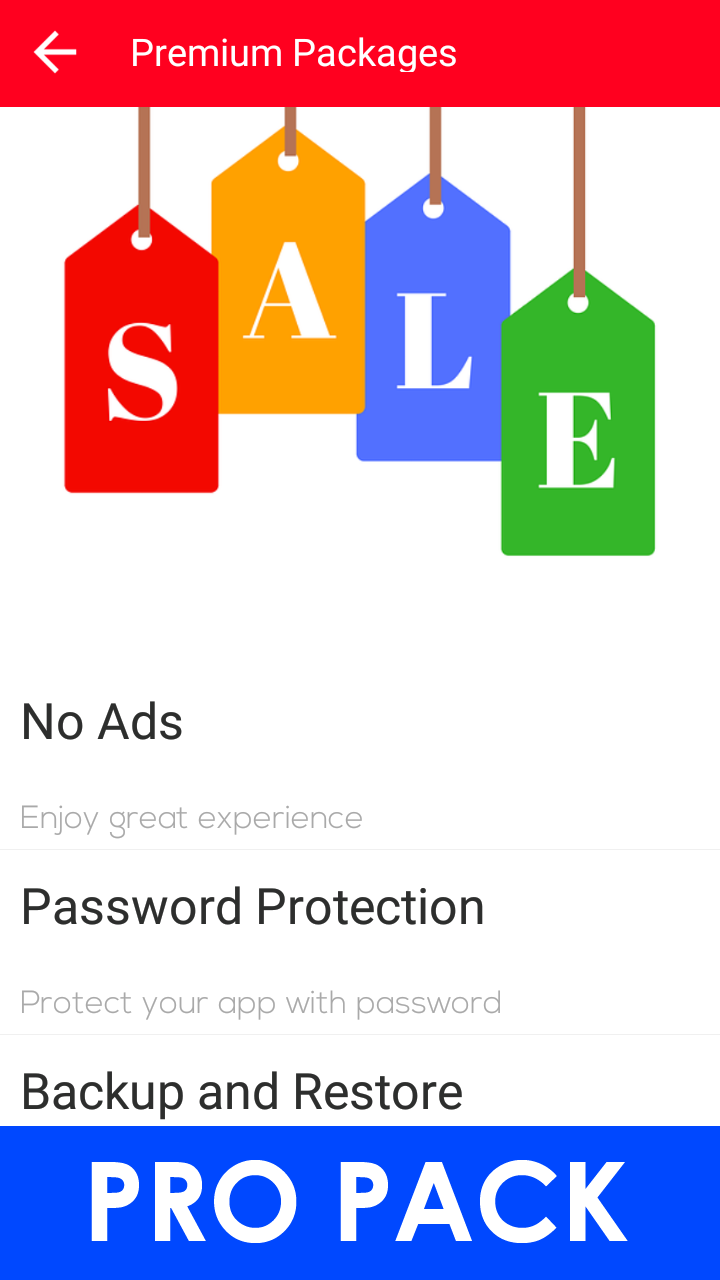Call Blocker AdMob In App Purchases Android App