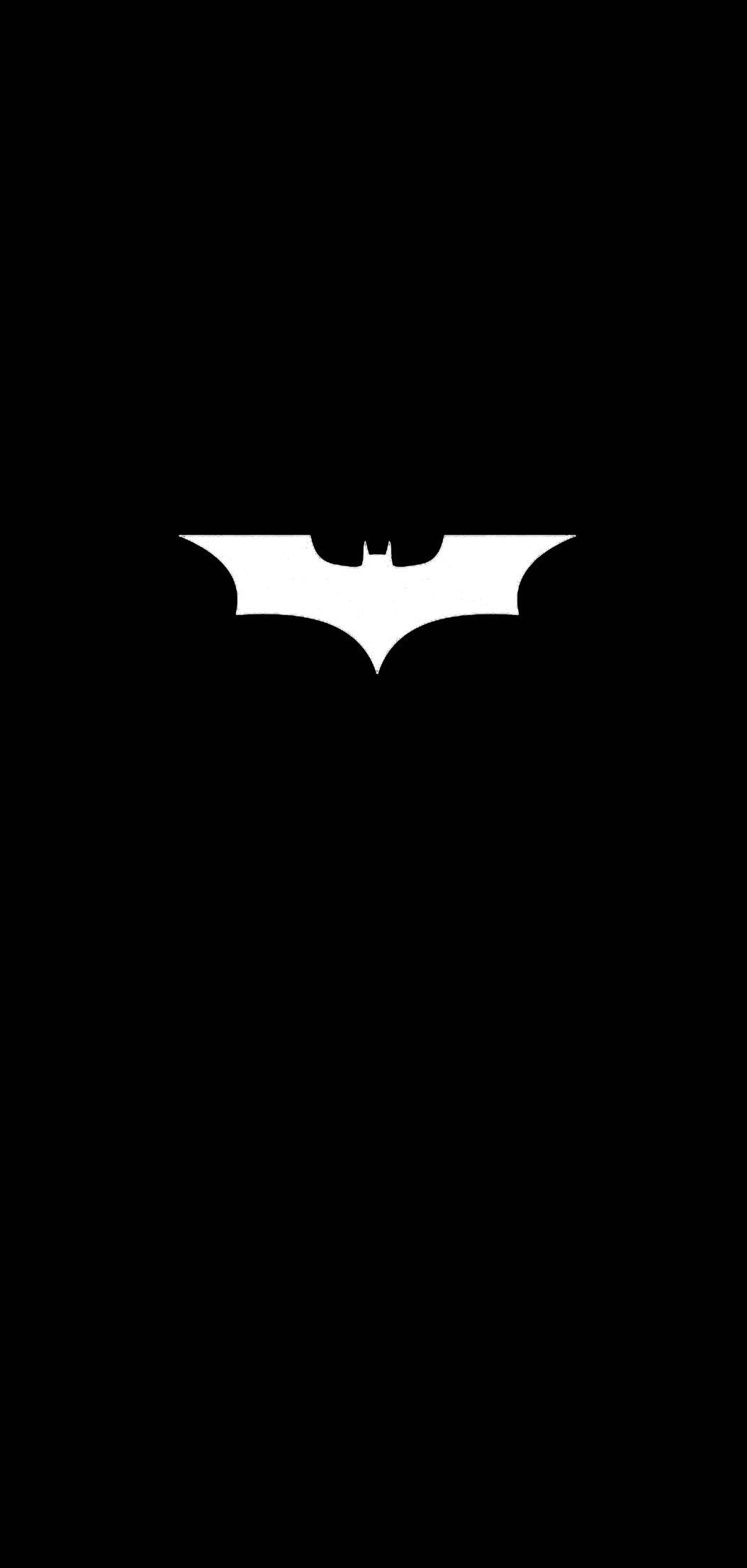 Batman Logo Black And White Dark Wallpaper Iphone City Wallpaper Dark Wallpaper