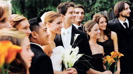Jason strickland wedding