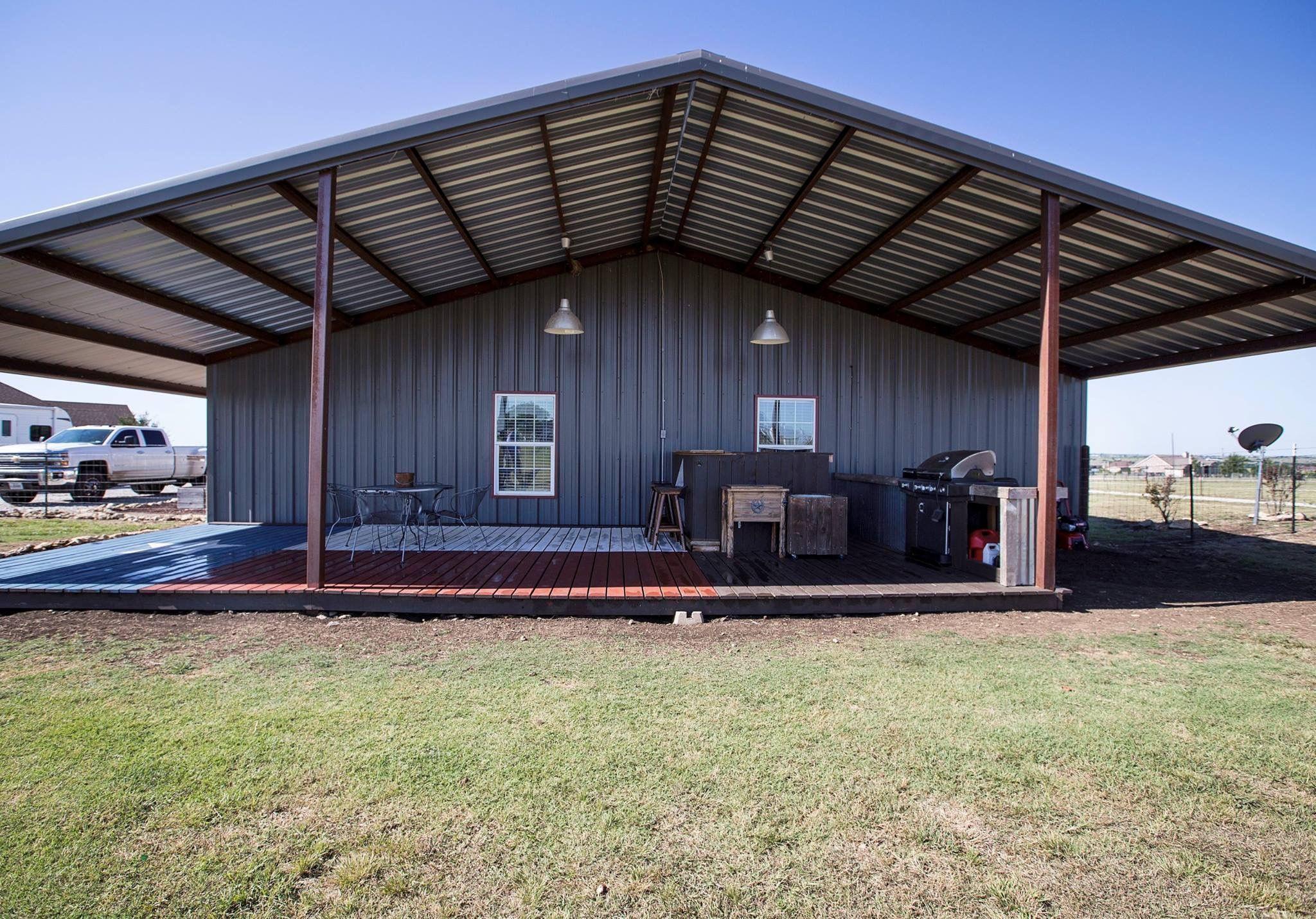 10 Amazing Barndominium Floor Plans For Your Best Home Archlux Net Metal House Plans Metal Building Homes Metal Building Designs