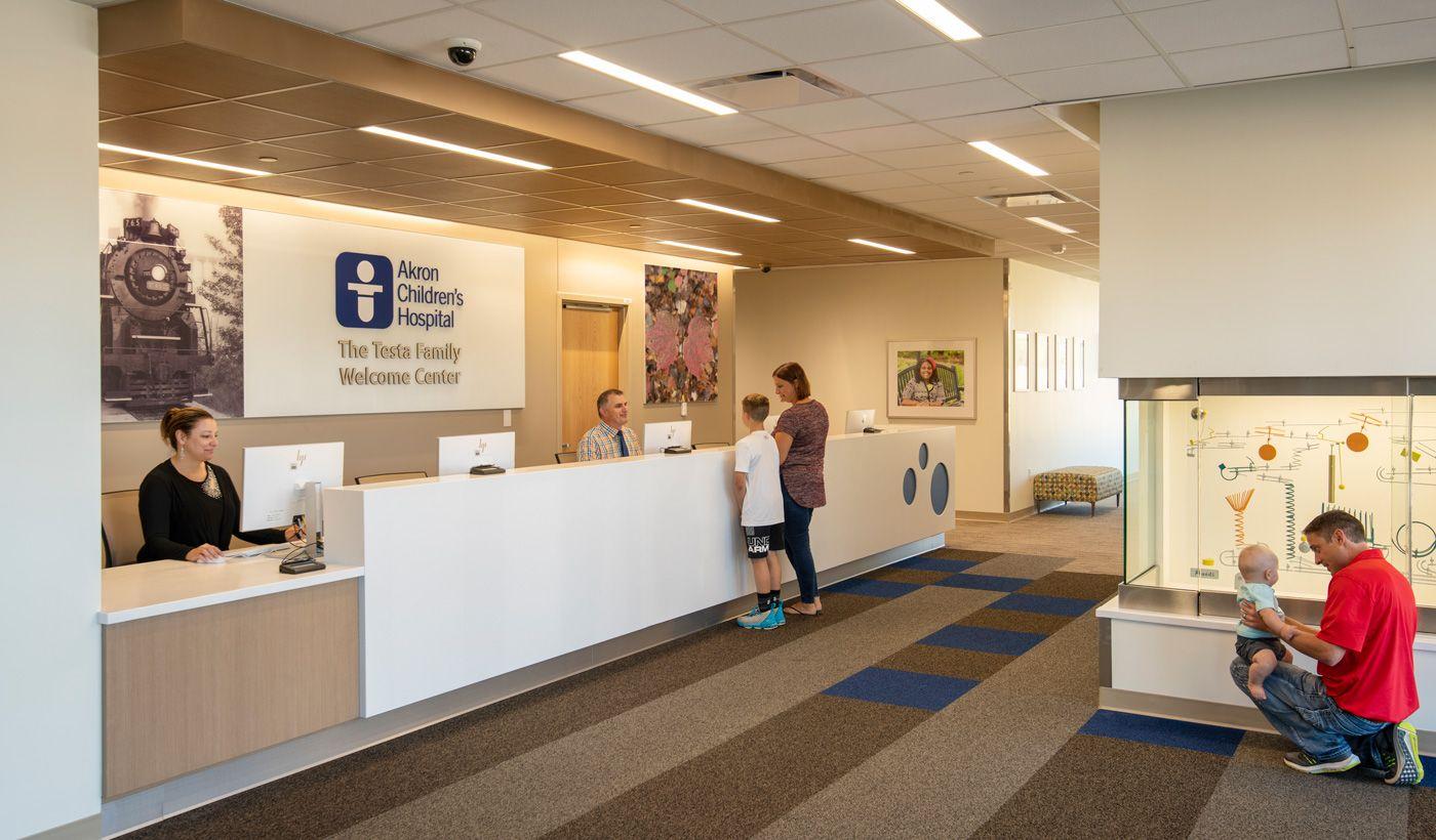 Boston Heights Health Center Akron Children's Hospital