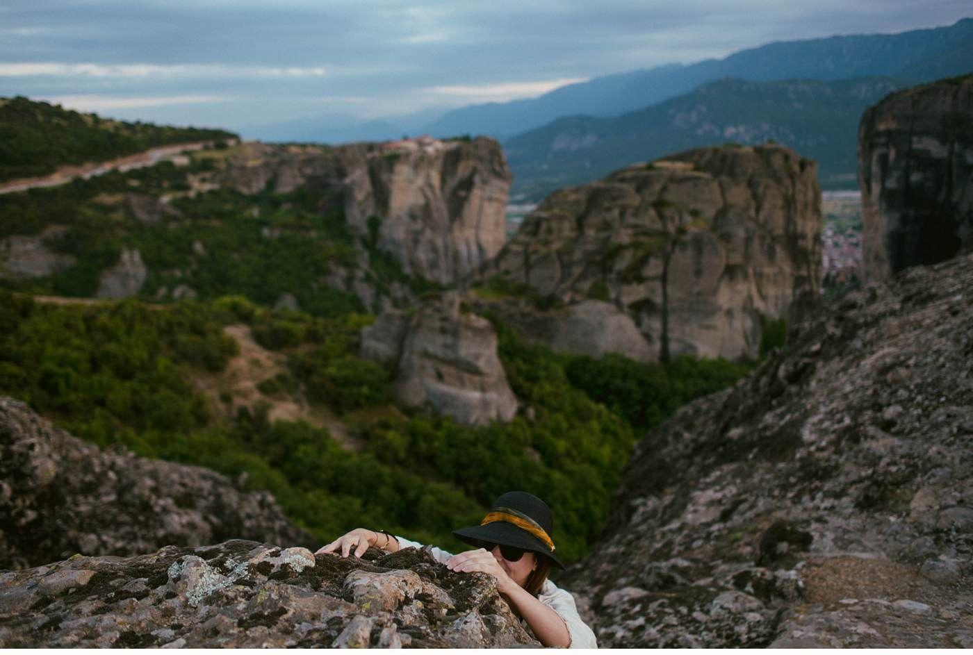 Meteora - Kalambaka - Griechenland - Klöster_0590