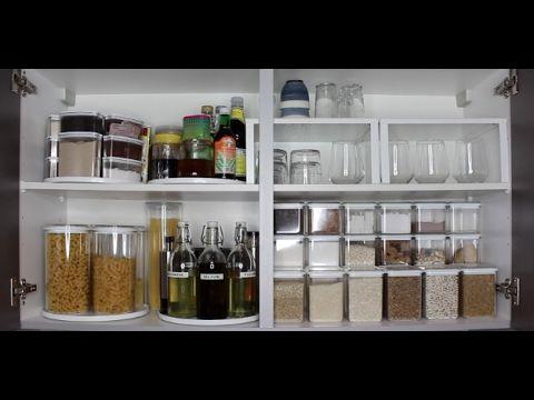12 id es pour bien organiser sa cuisine youtube cuisine modern familiale pinterest. Black Bedroom Furniture Sets. Home Design Ideas