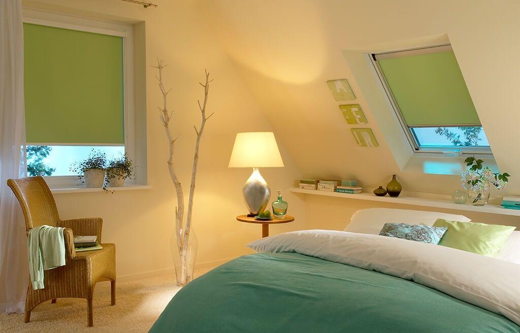 Rollo badezimmerfenster ~ Jaloucity stilvoller sichtschutz im schlafzimmer in der fenster