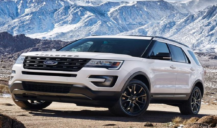 New 2020 Ford Explorer Review With Images 2020 Ford Explorer
