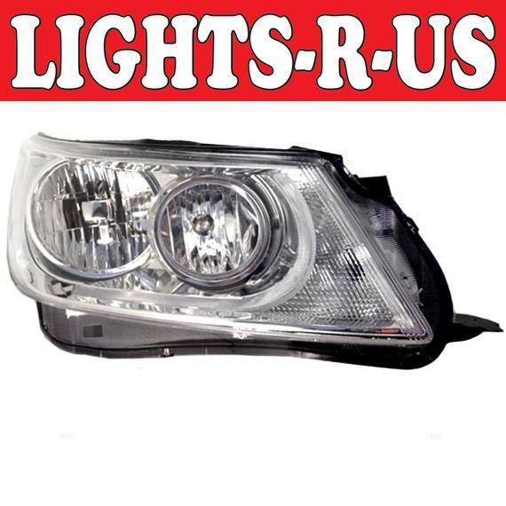 Lights R Us Buick Lacrosse Halogen Headlight Rh Right Passenger 2010 2011 2012 2013 10 11 12 13 Buick Buick Lacrosse Headlamp