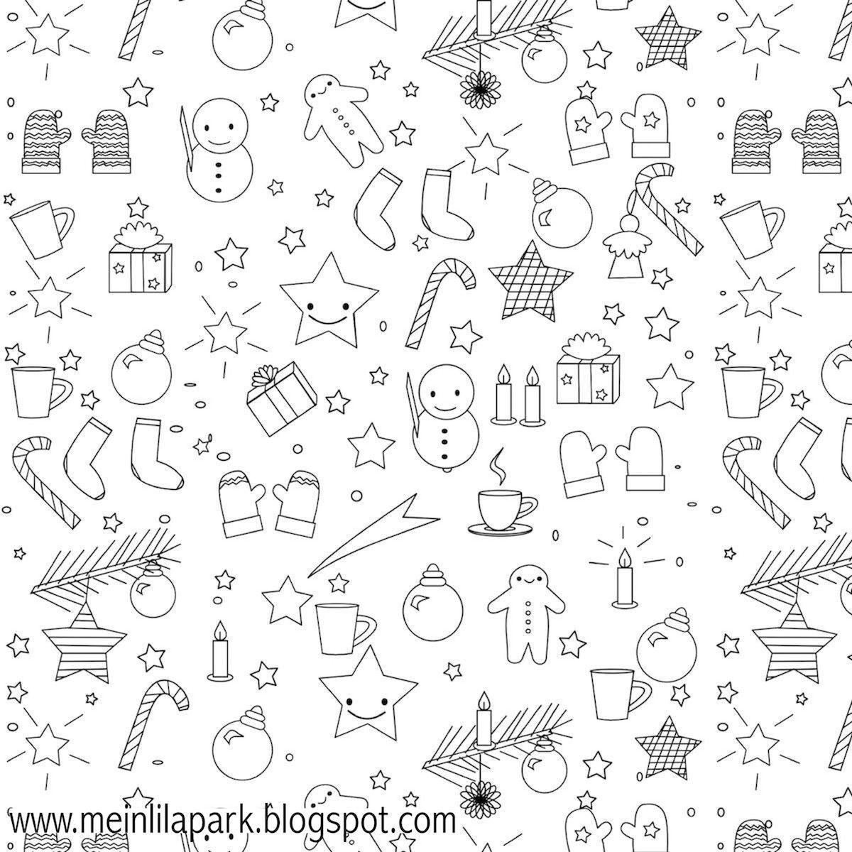 Free Printable Christmas Coloring Page Ausdruckbares Malblatt Freebie Weihnachtsmalvorlagen Weihnachtsfarben Druckvorlagen Fur Weihnachten