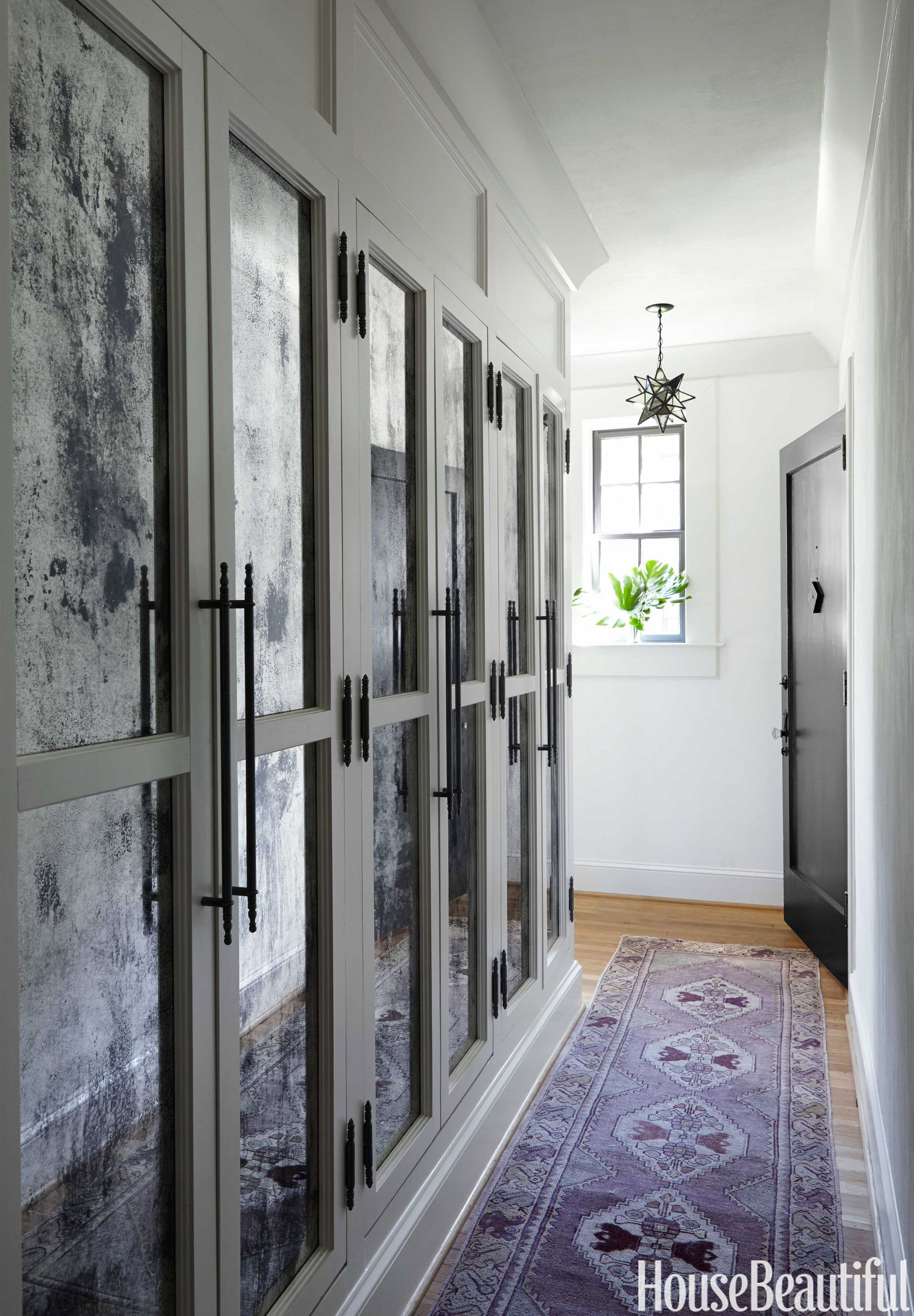 42 Amazing Foyers That Will Wow Your Guests Mirror Closet Doors