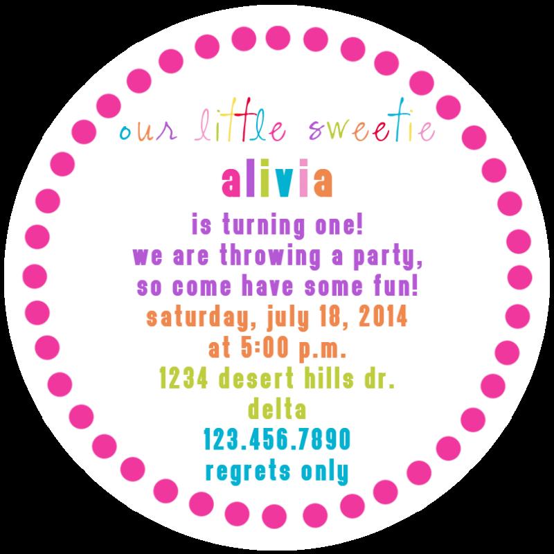 CandyLand Birthday Invitation Custom Diecut Photo Card Template – Candy Land Birthday Invitations