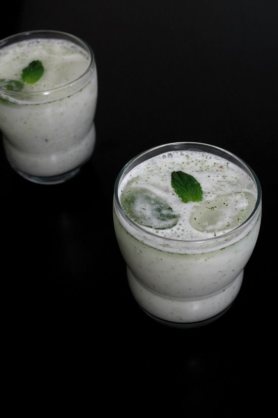 Pudina Chaas Recipe Mint Chaas Recipe How To Make Chaas Recipe Spice Recipes Recipes Buttermilk Recipes