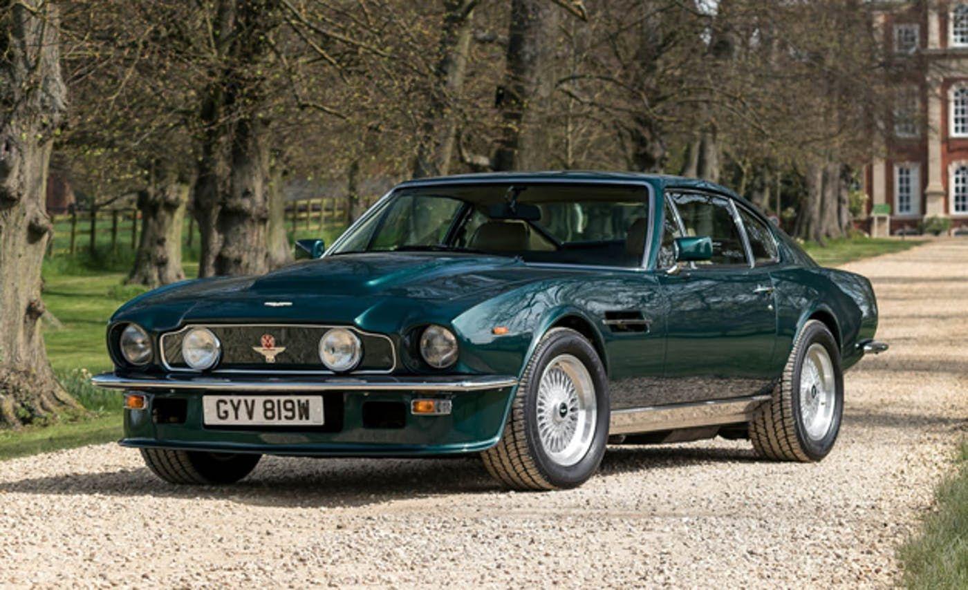 Top 10 European Muscle Cars Drivetribe Aston Martin V8 Aston Martin Classic Aston Martin