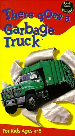 There Goes A Garbage Truck Vhs Warner Home Video Http Www Amazon Com Dp 1568327803 Ref Cm Sw R Pi Dp 2kfjub0cx19pk Garbage Truck Vhs Tape Garbage