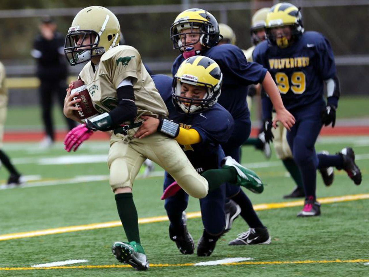 Concussion Fears And All One Mom S Defense Of Youth Football