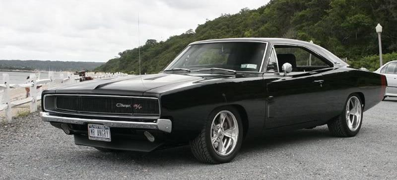 Muscle Cars Of The 60s And 70s That Dodge Charger 1968 Dodge Charger Muscle Cars
