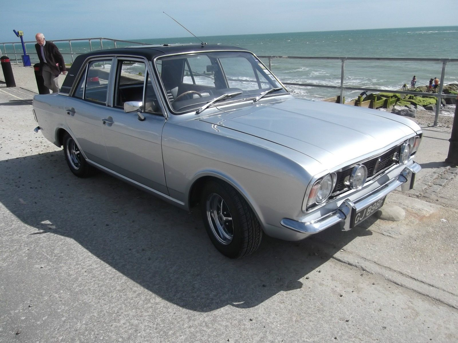 Mk2 Ford Cortina 1600e Series 1 1968 Ebay Ford Classic Cars Cars Uk British Cars