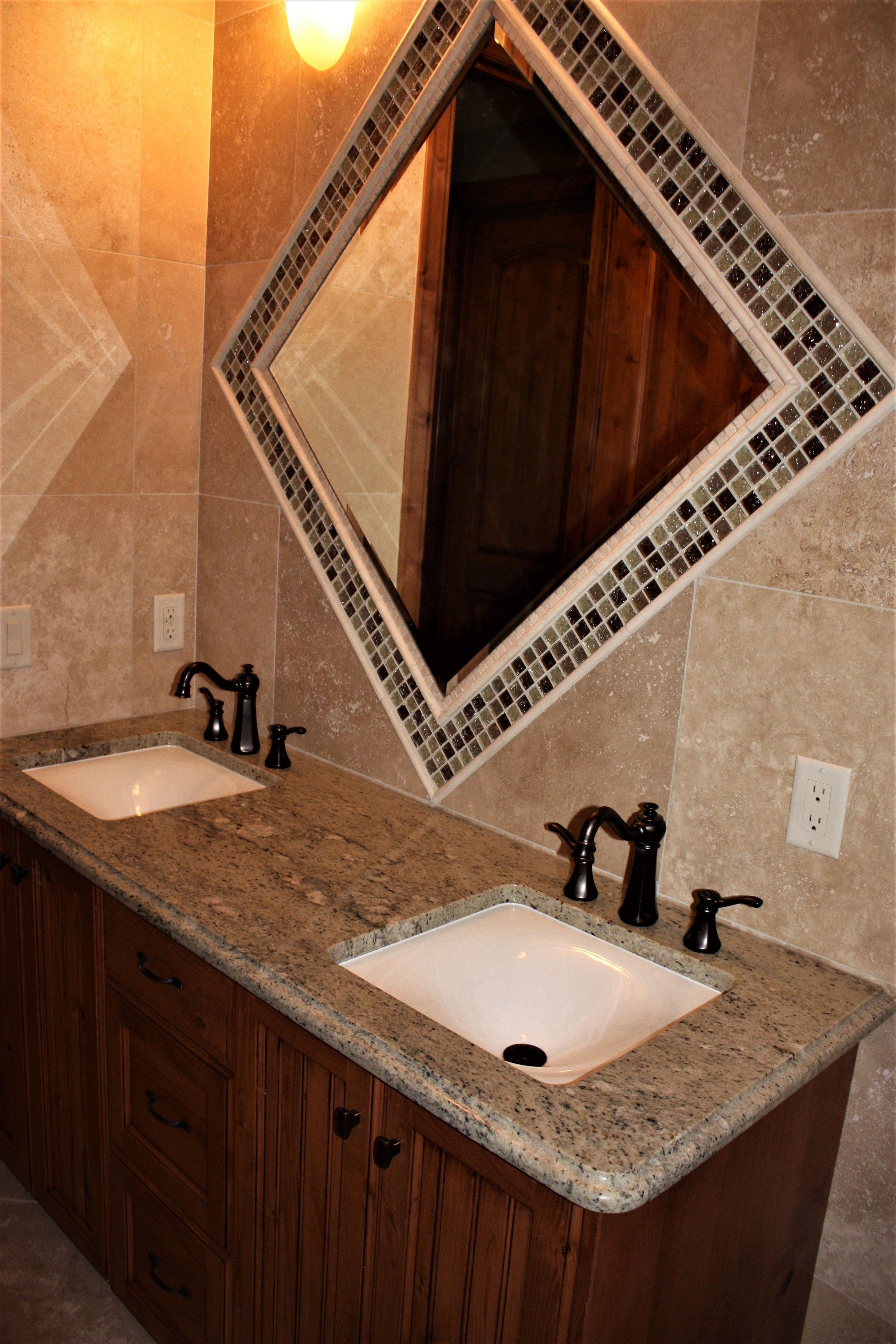 Beautiful Vanity Contact Valley View Granite For Your Own Http Www Valleyviewgranite Bathroom Countertops Kitchen Cabinets And Backsplash Rustic