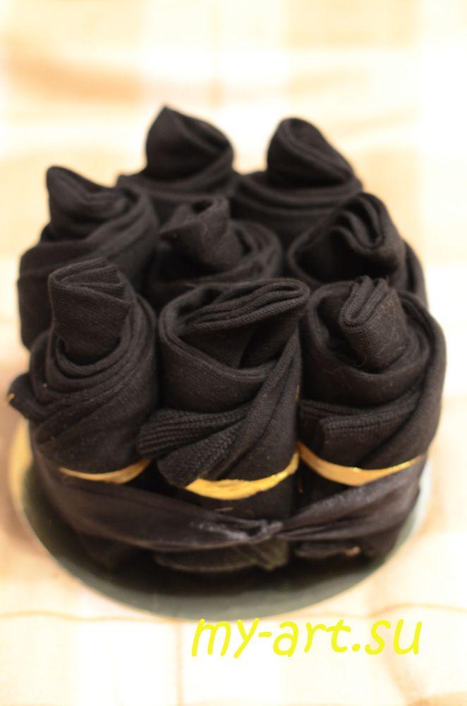 Как оригинально подарить носки | Носки