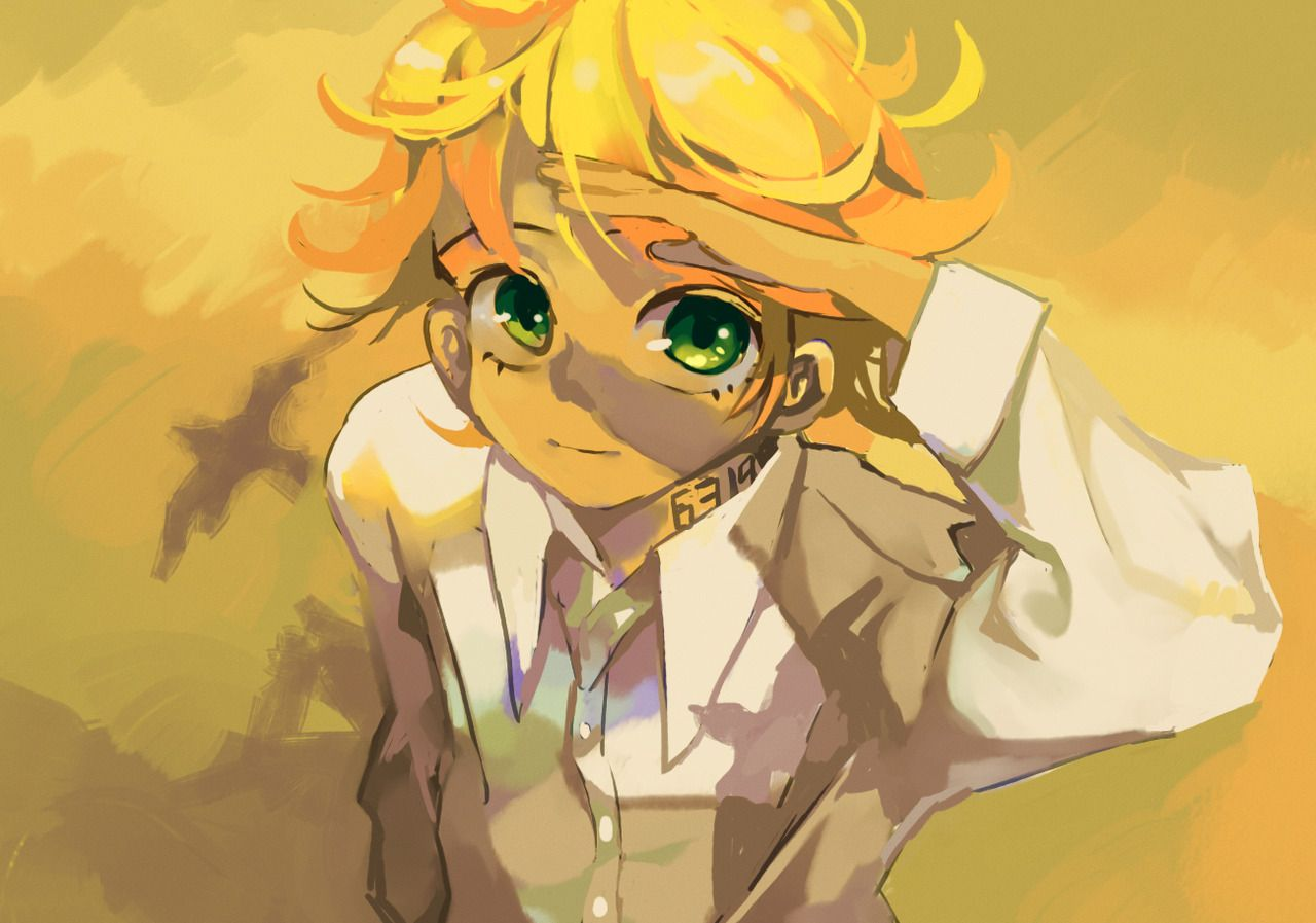 Emma Tumblr Neverland, I love anime, Anime