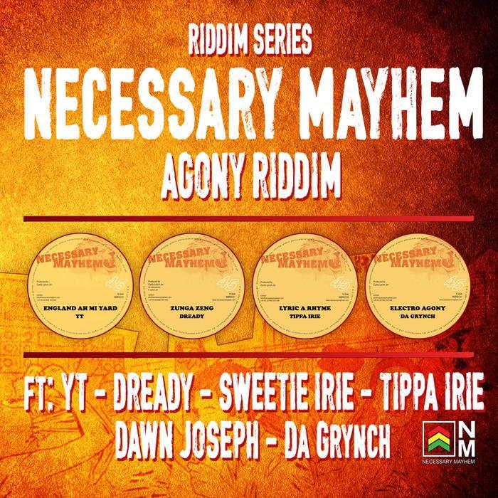 Necessary Mayhem - Riddim Series - Electro Agony | Necessary Mayhem