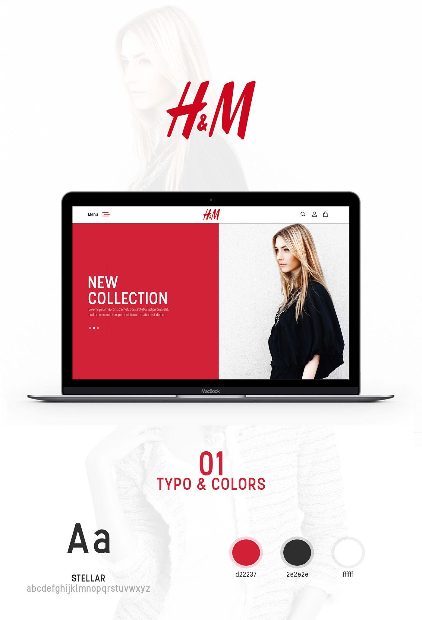 H&M Seite