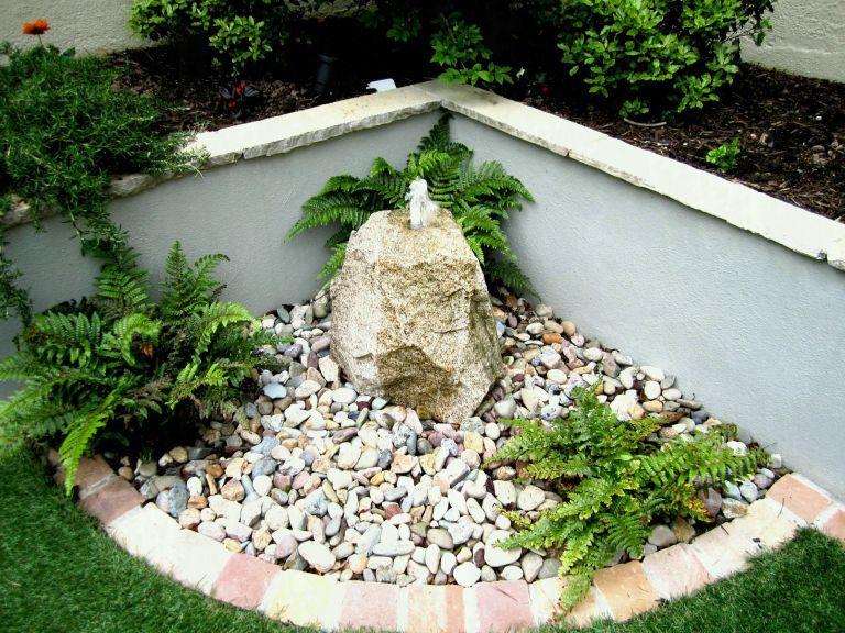 3d973640b34dc511dd228d8df70f9128 - Simple Garden Design Ideas For Small Gardens