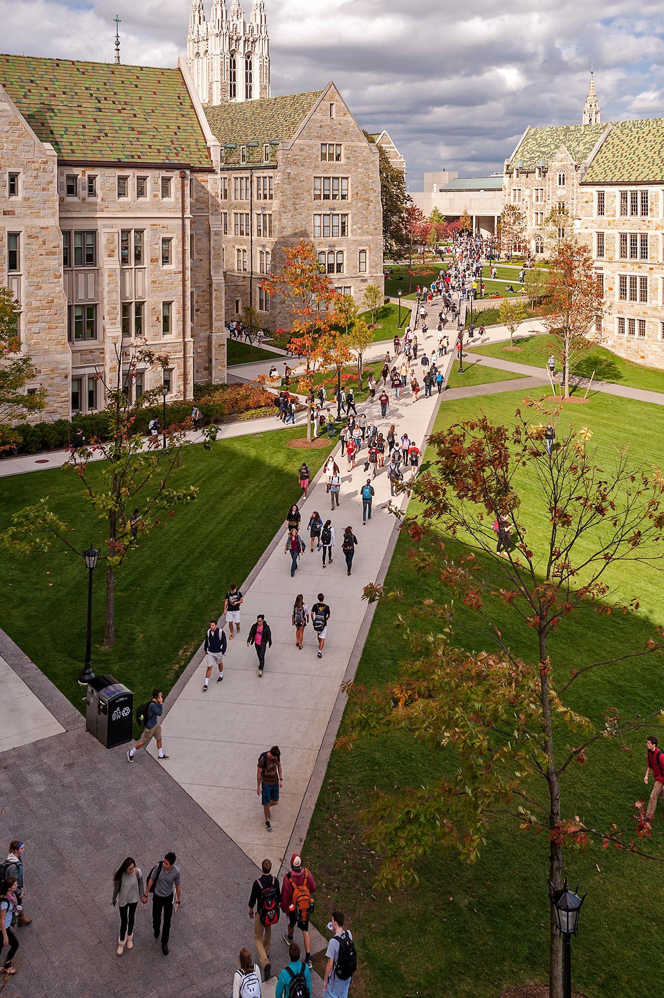 Boston College — STIMSON