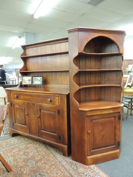 NET: More Cushman Hard Rock Maple. Visit Our Sale This Week End For Many  Wonderful Vintage Cushman Maple Furniture From Local Estate  MainStreetEstateSales.