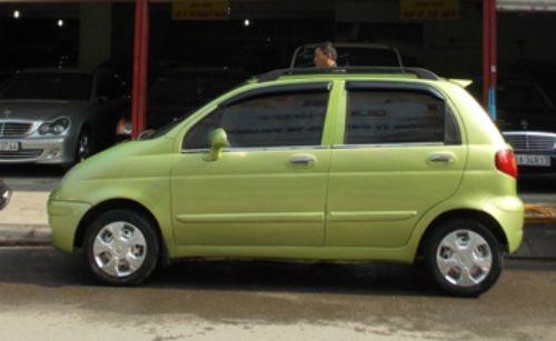 Matiz - Dịch vụ kiểm tra ô tô cũ