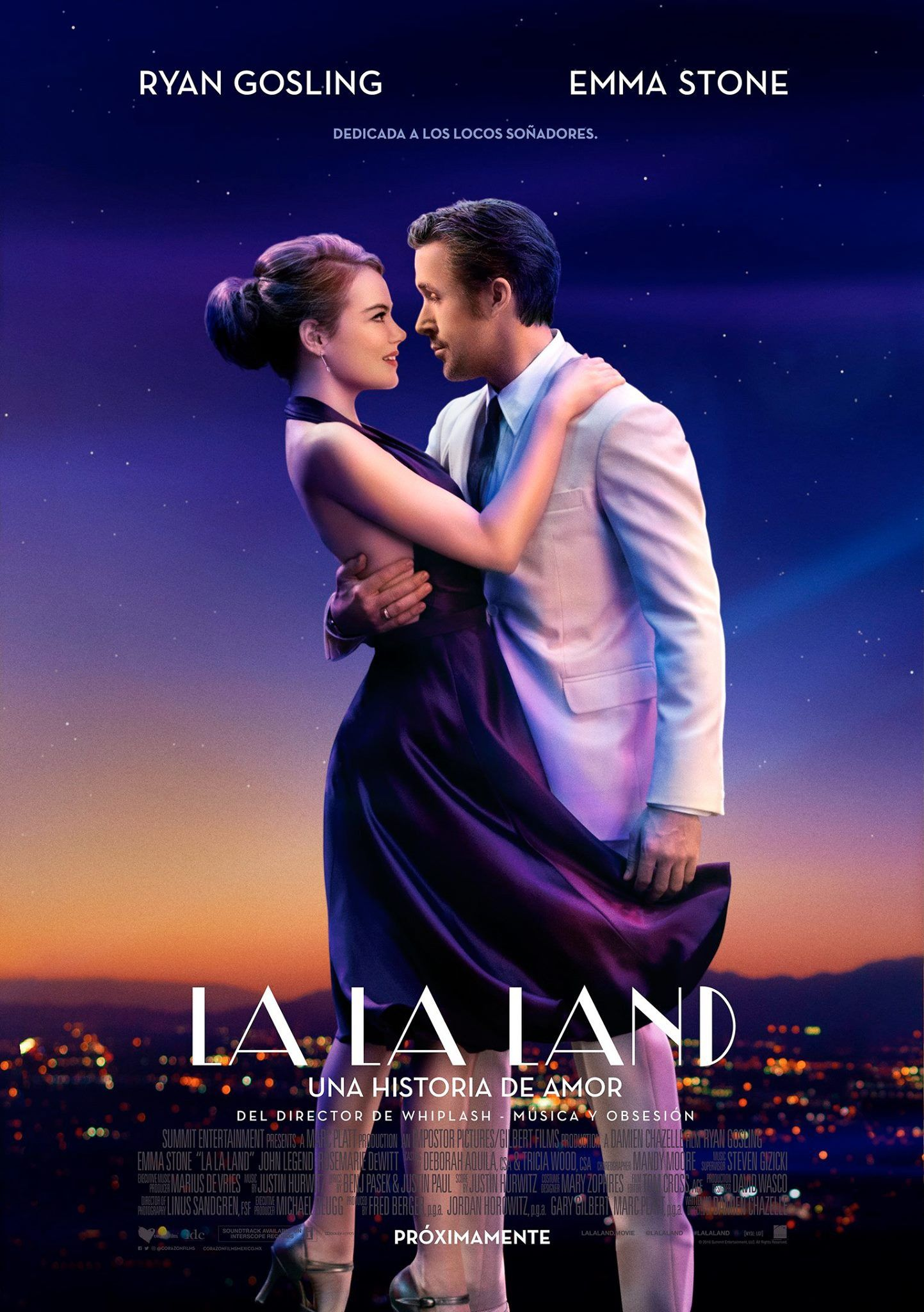 La La Land 2016 Hd Wallpaper From Gallsource Com Romantische Filme Musikfilme Romantischer Film