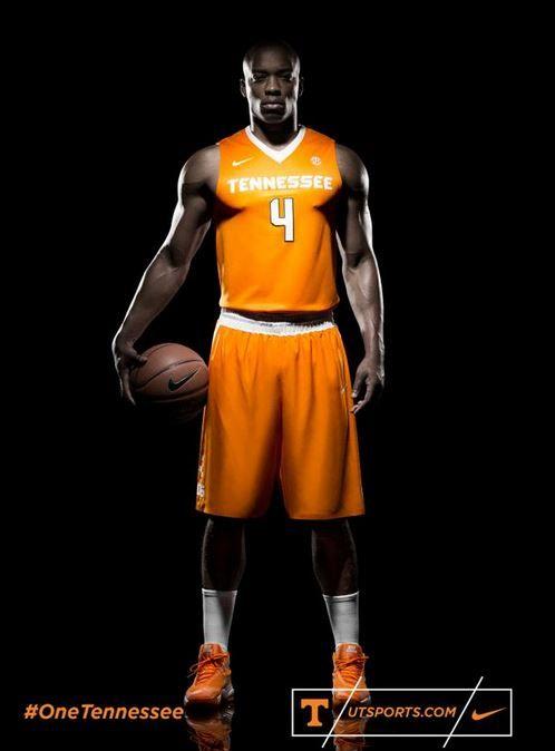 huge discount 8b61c 79495 University of Tennessee Nike Basketball uniforms | Nike ...