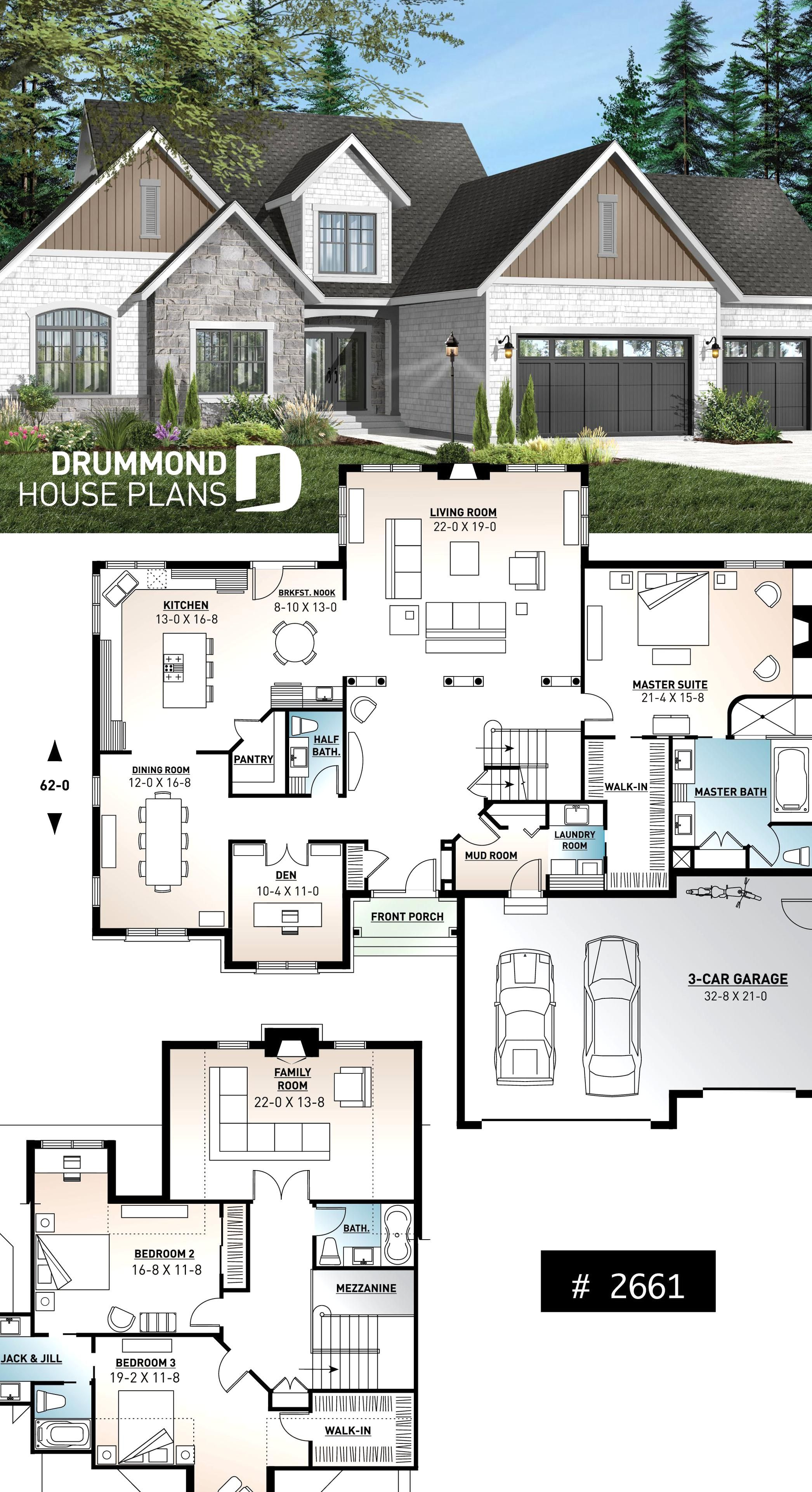 Pin By Miranda Shea On Quality Pins In 2020 American Houses House Design House Plans