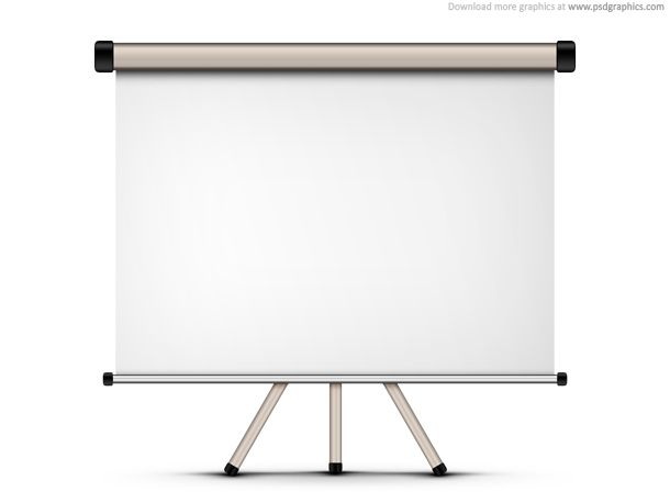 Blank Projection Screen Psd Psdgraphics Free Psd Design Projection Screen Psd