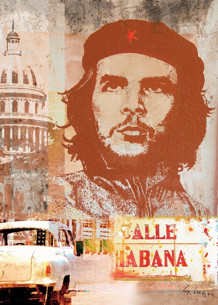 Puzzle Che Guevara - Cuba - Puzzl…   Cuban art, Cuba, Cuba ...