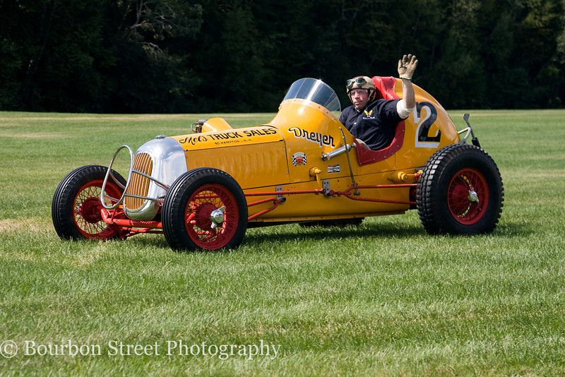 1930's Sprint Car powered by a Ford Model T engine