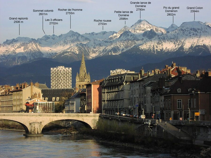 Current home: Grenoble, France