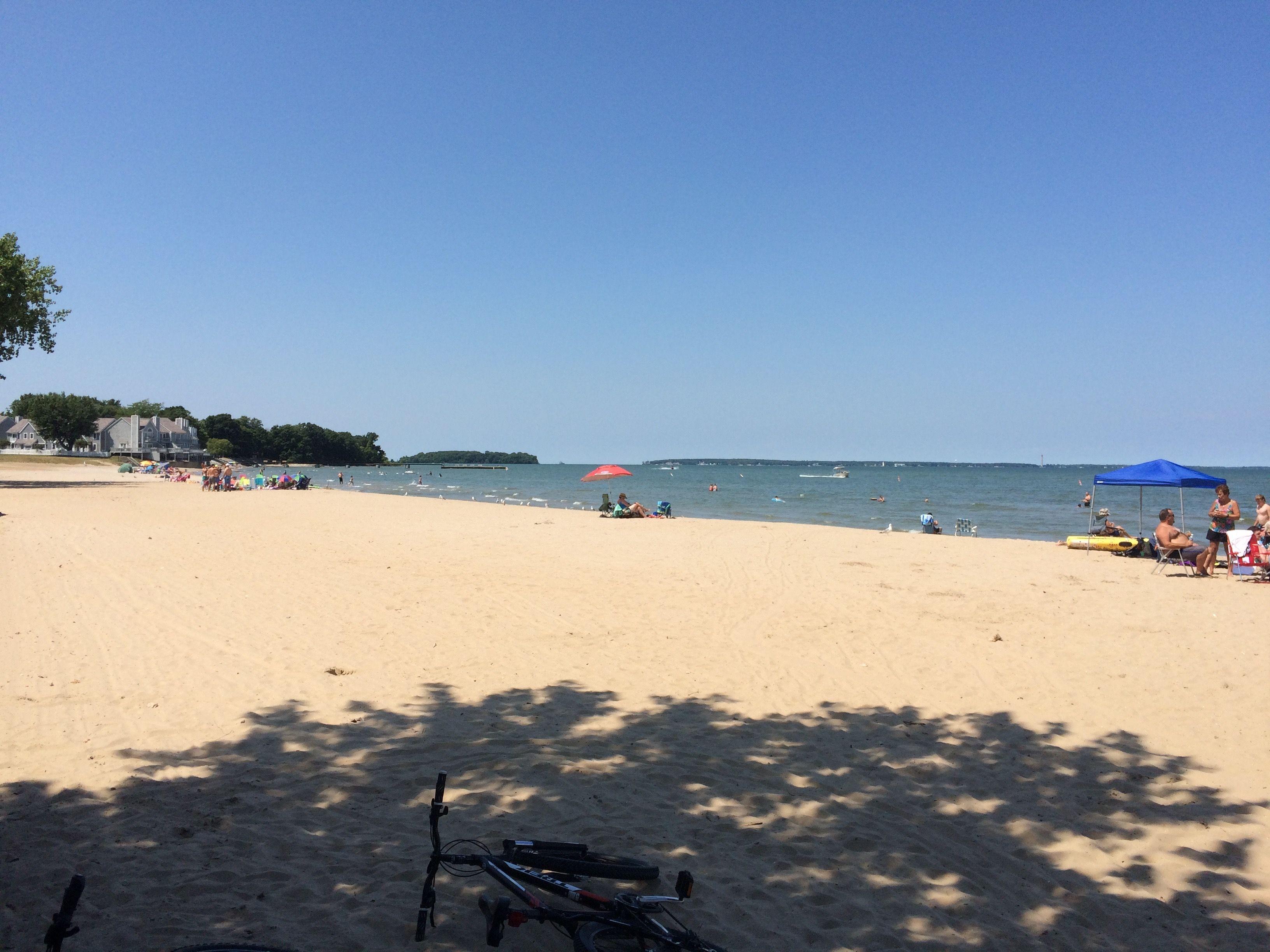 Gem Beach On Catawba Island Port Clinton Ohio