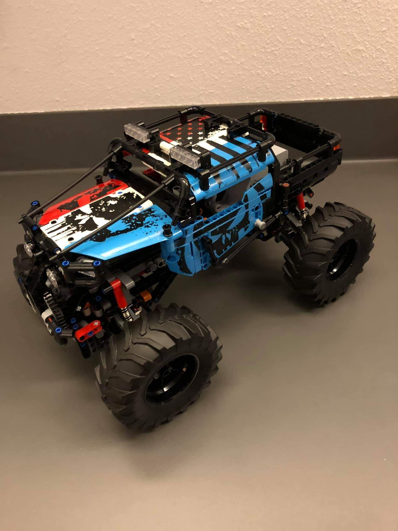 Lego Technic 4x4 X Treme Off Roader 42099 Lego Technic Lego Creations Lego