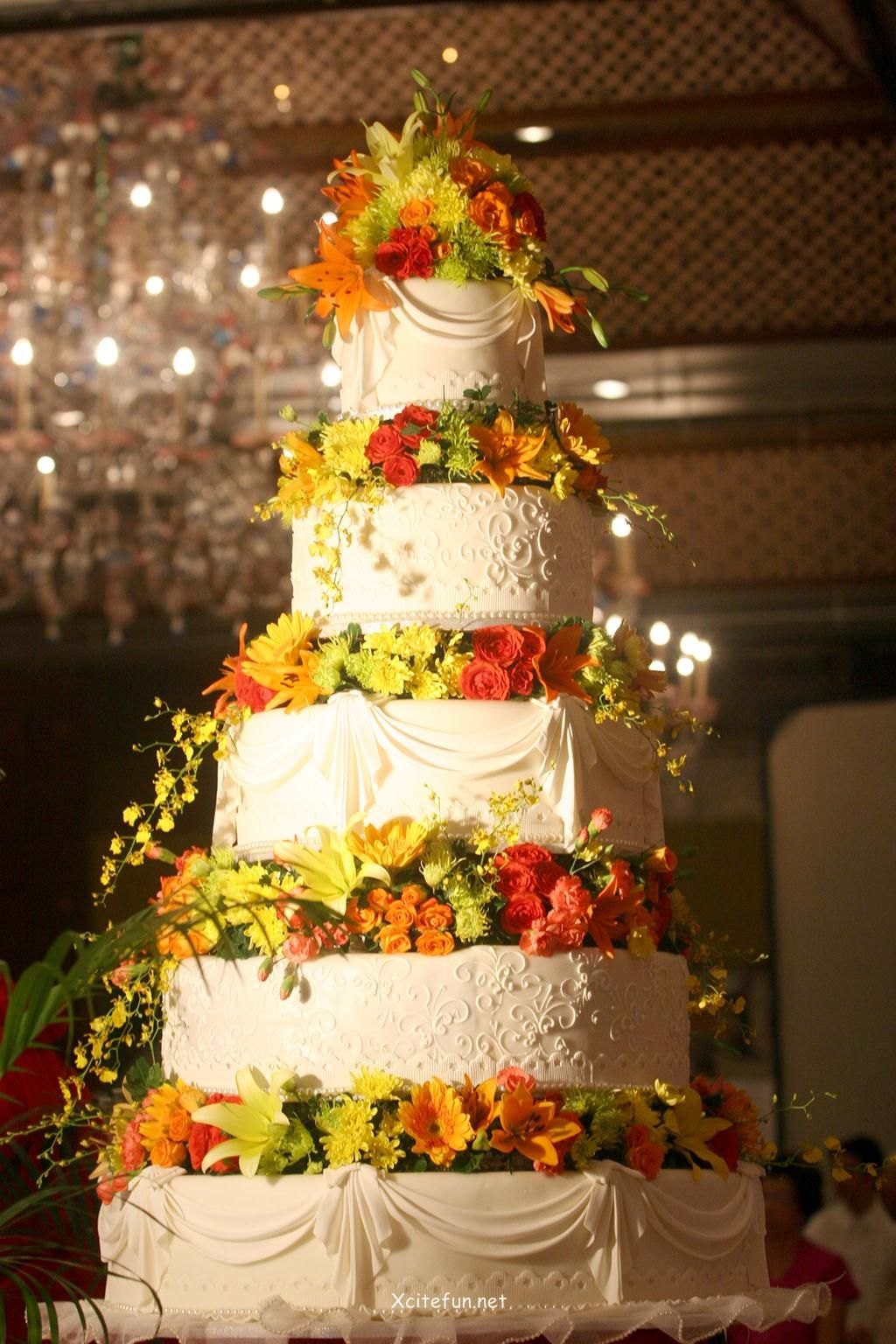 Look at the detail on this cake... Beautiful! | Cool Cakes ...